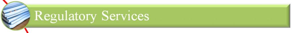 regulatory services offer1